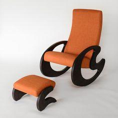 Radis Don Rocking Chair Set