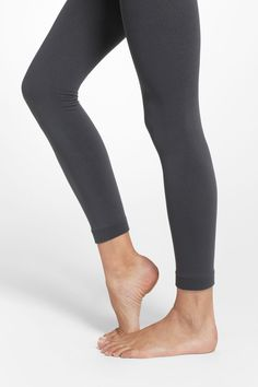 Fleece-Lined Leggings <3
