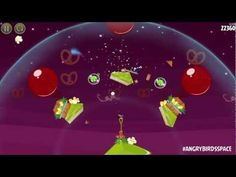 Angry Birds Space: Utopia | Now with 10 new sweet levels