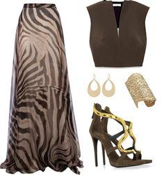 I loooove the skirt by jaamieksa ❤ liked on Polyvore