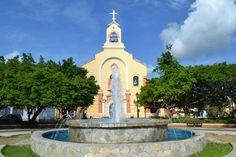 """Patillas, Puerto Rico. Patillas is known as """"La Esmeralda del Sur"""" (emerald of the south), because of its green mountains. Patillas was founded in 1811"""