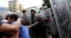 """¡UN GOBIERNO FORAJIDO!  Alemania acusó a Maduro de tener a los venezolanos como """"rehenes"""""""