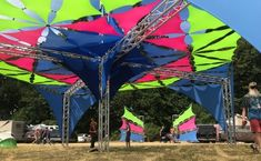 Shade Structure, Restaurant Ideas, Event Decor, Outdoors, Shades, Gallery, Outdoor Decor, Image, Color