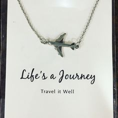 """Life's a Journey, Travel it Well"" Perfect quote & momento for my travels. Thanks to EA Studios LTD. Maligne Canyon & #ShagWear #traveljewelry #momentos #travelgoals"