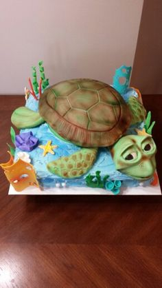 Crush cake from Nemo ohmyganachecakes/facebook.com