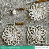 Sunday Crochet Motif | Deux Brins