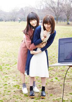 choconobingo: Fukagawa Mai - Nishino Nanase... | 日々是遊楽也