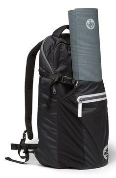 'Go Free' Yoga Mat Backpack http://rstyle.me/n/v4mi9r9te