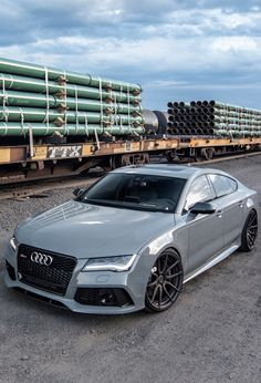 Audi RS7. First purchase in the future #RePin by AT Social Media Marketing - Pinterest Marketing Specialists ATSocialMedia.co.uk