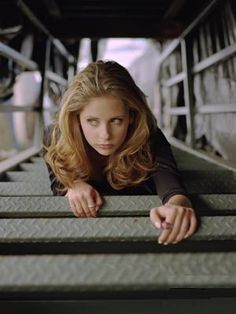 Sarah Michelle Gellar aka Buffy Summers