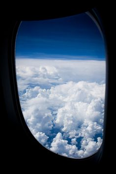 *Fly ANYWHERE on a plane* (Airplane Clouds)