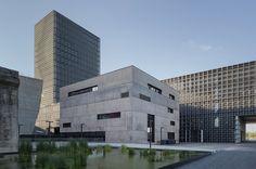 La Maison Du Savoir, University Of Luxembourg - Picture gallery