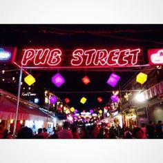 #思い出#カンボジア#現地#大学生が#beer#奢ってくれた#cambodia#siemreap#travel#pubstreet#night#light#club#ヒトリ旅#memories#trip#good by yamazaki373