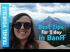 From hiking to Bow Falls, taking the chairlift up Mt Norquay, drinking craft beer and more these are the Best Tips for Visiting Banff, Alberta in one day.