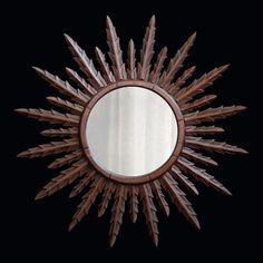 #roundmirror #woodenmirrorframe #uniquemirrorframes #extravagantmirrors #decorating #interiordesign #yellowlemontree #sunmirror Sun Mirror, Beautiful Mirrors, Round Mirrors, Decorating, Interior Design, Home Decor, Decor, Nest Design, Decoration