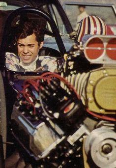 """Don Prudhomme, """"The Snake"""", drag racing weekends in the 70s! Good times!!!"""