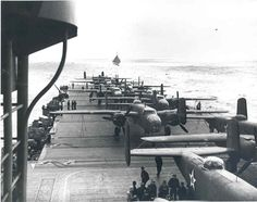 Doolittle Raid; April 18, 1942