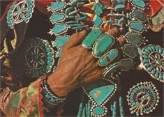 Native American Indians and the origins of turquoise jewelry Legend has it that the Native American Indians danced and rejoiced when the...