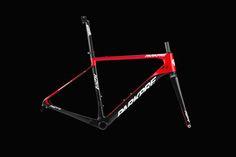 #K2in1 #model frame #black and #red #road