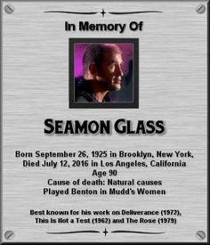 Seamon Glass