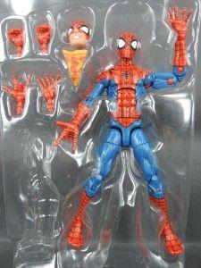 #Hasbro #SpiderMan #MarvelLegends Infinite Series 2015 Loose Images http://www.toyhypeusa.com/2015/01/14/hasbro-spider-man-marvel-legends-infinite-series-2015-loose-images/