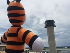 Airport Staff Take Kid's Lost 'Hobbes' Toy On An Epic Adventure