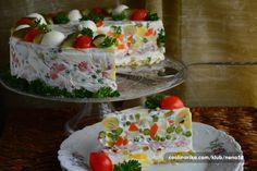 SLANA TORTA ~ Recepti za brza i jednostavna jela