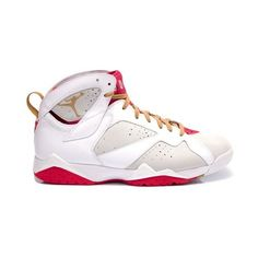 Air Jordan VII (7) Retro Year Of The Rabbit ❤ liked on Polyvore