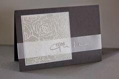 Card Creations by Ellis van Veenendaal: Silberhochzeit...