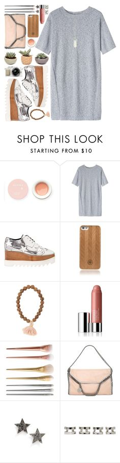 """""""#614 Jenn"""" by blueberrylexie ❤ liked on Polyvore featuring Korres, Toast, STELLA McCARTNEY, Tory Burch, Clinique, Dana Rebecca Designs and Maison Margiela"""