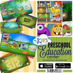 Keep kids learning during playtime with @KidsAcademyCo  #KidsApps Educational & fun! #MomBuzz #iTunes & #GooglePlay