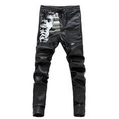 2017 autumn fashion men's casual Corduroy pants Men breathable ...