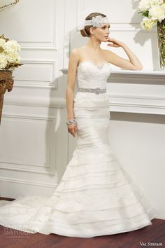 Val Stefani Fall 2014 Wedding Dresses | Wedding Inspirasi