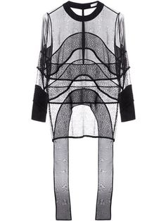 Givenchy Women's Circle Curve Top