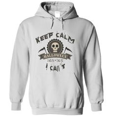 HALLOWEEN KEEP CALM I CANT T-Shirts, Hoodies. ADD TO CART ==►…