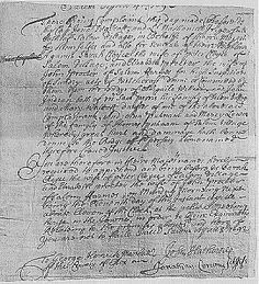 The Salem Witchcraft Trials: Arrest warrant for Elizabeth Proctor Salem Witch Trials, Scapegoat, American Literature, Real Housewives, Writing A Book, Wicca, Witchcraft, Day, Mcgraw Hill