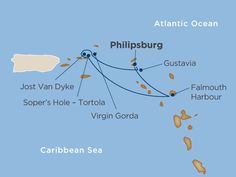 Yachtsman's Caribbean Overview - Windstar Cruises
