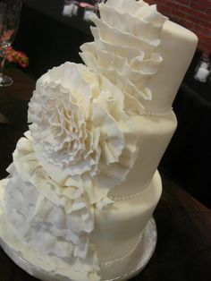 """It tastes as good as it looks! Mad Eliza's Cakes & Confections are presenting at the """"Plan Your Wedding"""" workshop, Thursday, Aug 29 at 7 pm."""