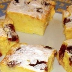 This cake souffle like and made in your iron skillet. It is not overly sweet, but it sure grabs your attention! Hungarian Desserts, Hungarian Recipes, No Bake Desserts, Dessert Recipes, Bread Dough Recipe, Baking And Pastry, Sweet And Salty, Cake Cookies, Cookie Recipes