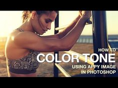 How to Color Tone with Apply Image in Photoshop