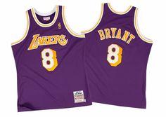 Los Angeles Lakers Kobe Bryant Throwback Away Jersey 03e5a8bdcb2