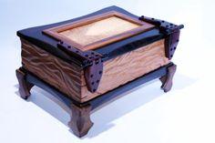 Box mit Schokolade ! Box of Chocolates von Jeff Baenen Boxes