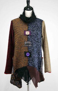 Hand Jive Store - Jaggety Bottom Sweater, $98.00 (http://handjiveclothing.mybigcommerce.com/products/Jaggety-Bottom-Sweater.html)