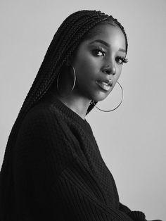 braided hairstyles for black women Trendy hairstyles black people braids beautiful ideas Black Girl Braids, Girls Braids, Black Box Braids, Black Women Braids, Black Girls Hairstyles, Trendy Hairstyles, Fashion Hairstyles, Curly Hair Styles, Natural Hair Styles
