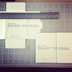 Escape the Usual para Mayatrails®