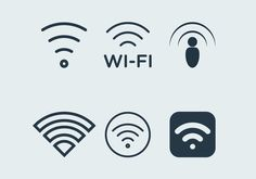 Wifi Icons 136070 -  Collection of 6 WiFi icons  - https://www.welovesolo.com/wifi-icons-2/?utm_source=PN&utm_medium=weloveso80%40gmail.com&utm_campaign=SNAP%2Bfrom%2BWeLoveSoLo