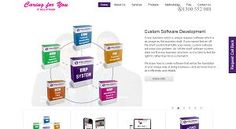 Developers: Caring4U IT Solutions: Caring4U IT Solutions is rated as one of thebest website designing companies in Australia & Dubai. Theirwebsite design & development professionals provides need to operate your website.Theyare mostly dealing in websites which are responsive, Database-Driven, & e-commerce websites. Being a web development company, theyunderstand all the necessities and follow all the norms to make it globally competitive. Therefore, it i