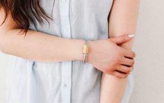 Pipe Dream Glitter DIY Bracelet