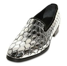 So tacky I love them! Arfango Loafers! Mirrored patent leather never looked soooooo good!?