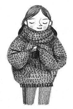 Image uploaded by illustrations. Find images and videos about drawing, illustration and rebecca green on We Heart It - the app to get lost in what you love. Illustration Art Drawing, Character Illustration, Art Drawings, Rebecca Green, Black And White Illustration, Monochrom, Art Graphique, Illustrations And Posters, Art Sketchbook